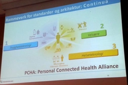 Anbefaler bransjenorm for Norge | IKT-Norge | ehealth | Scoop.it
