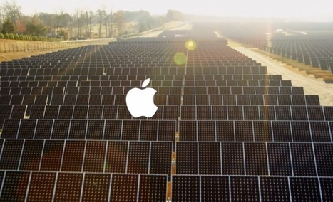 Apple swings for the fences with $848 million solar deal | Renewable & Sustainable Resource Usage | Scoop.it
