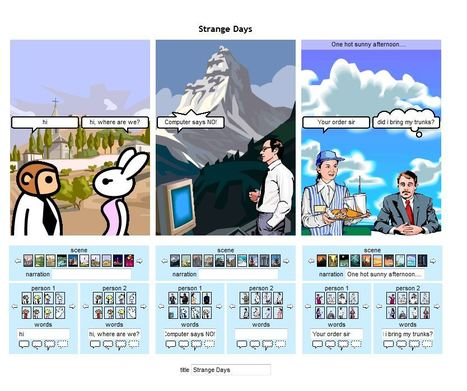 Online Comic Maker | sa | Scoop.it