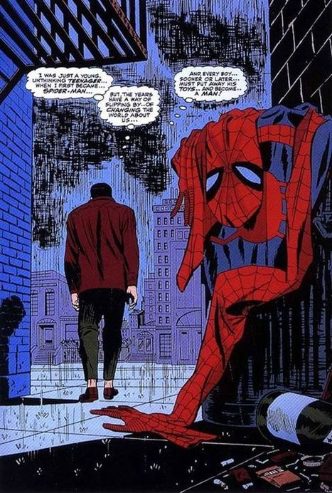 Is This How Spider-Man Will Be Introduced to the MCU? | Comic Book Trends | Scoop.it