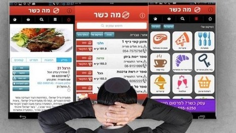 App aims to keep things kosher, in Israel and abroad | Jewish Education Around the World | Scoop.it