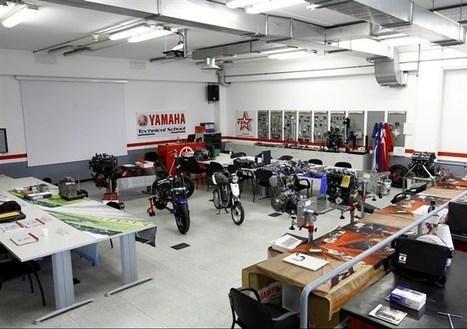 Yamaha e l'Istituto Floriani: un progetto per formare i giovani | Stuka78 | Scoop.it