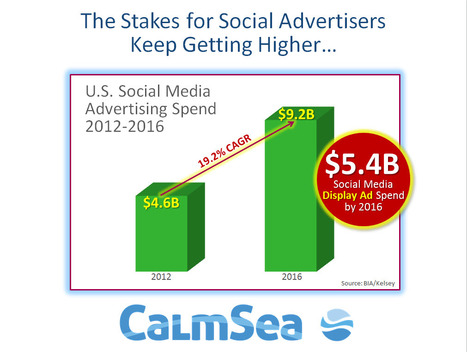 Social Ad Spend Continues to Grow: Raising the Stakes for Advertisers to Get it Right | Social Customer Analytics | Scoop.it