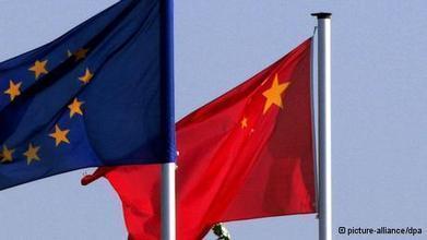 EU-China trade 'too big to fail' - Deutsche Welle   macroeconomics   Scoop.it