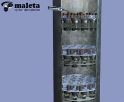 Distillation Column: Catalytic Cyclic Distillation Column for production Isopropyl Alcohol (IPA) from Propylene | Distillation Column | Scoop.it