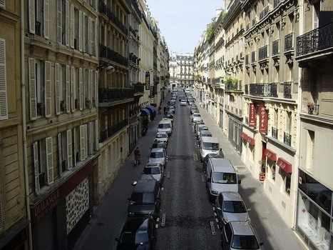 Real Density Versus Experienced DENSITY in Paris, Île-de-France, France | URBANmedias | Scoop.it