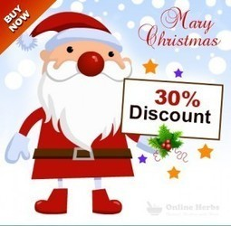 Avail Healthy Christmas Offer On Tulsi Herb And More Now   OnlineHerbs Blog   OnlineHerbs   Scoop.it