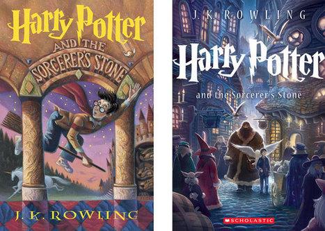 New Harry Potter Covers by Kazu Kibuishi | GeekDad | Wired.com | Daring Ed Tech | Scoop.it