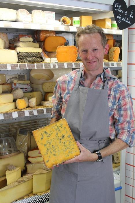 L'adresse de la semaine à Berck : à « La grange ô fromages », Frédéric Poiret vit sa passion | The Voice of Cheese | Scoop.it