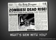 Zombie Cards | Zombie Mania | Scoop.it