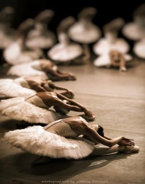 Ballerinas | I didn't know it was impossible.. and I did it :-) - No sabia que era imposible.. y lo hice :-) | Scoop.it