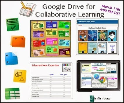 Using Google Drive Forms to Power 1:1 Instruction | Elementary Technology Education | Scoop.it