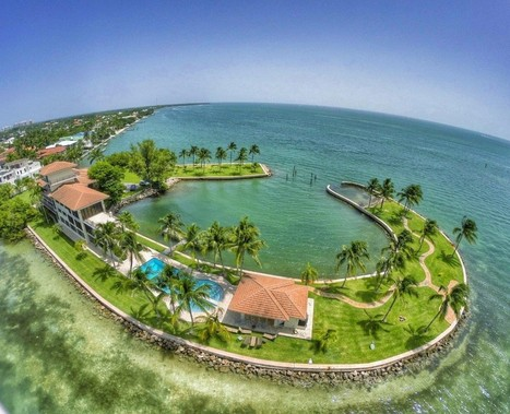 In Miami, Waterfront Home On Biscayne Bay To List For $60 Million - Forbes | Luxury Real Estate | Scoop.it
