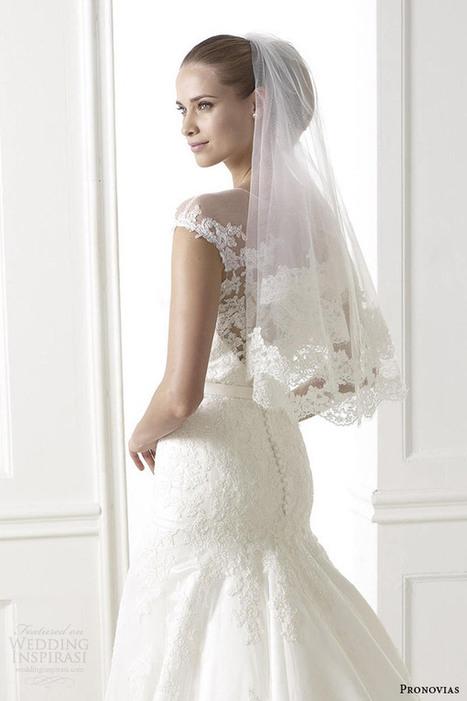 Pronovias 2015 Pre-Collection Wedding Dresses   Fashion & Beauty   Scoop.it