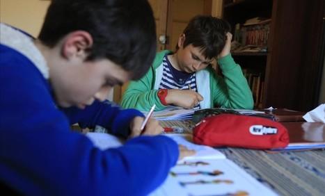 Las familias impulsan el primer boicot a los deberes escolares | La Mejor Educación Pública | Scoop.it
