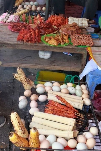 Tasty barbecue grills in Sapa | Sapa Tour Operators | Scoop.it