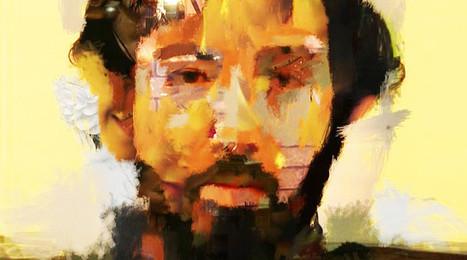 Mind-Boggling Digital Portrait Uses Video Clips As Paint | BASIC VOWELS | Scoop.it