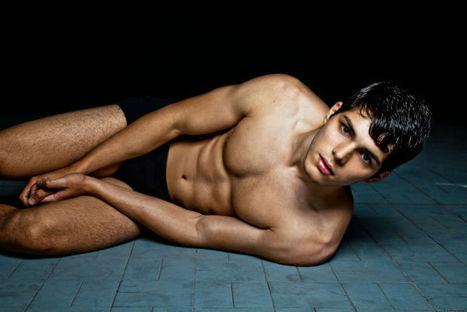 Brazilian Israel Eyer Shirtless by Fabio Pamplona | Male Model | Scoop.it