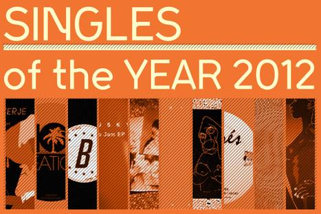 SINGLES OF 2012 | djmag.com | HOUSE MUSIC | Scoop.it