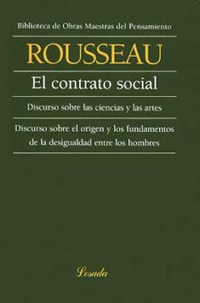 Rousseau : El Contrato Social (PDF y EPUB) | ARTE, ARTISTAS E INNOVACIÓN TECNOLÓGICA | Scoop.it