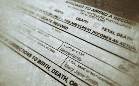 Changing Birth Certificates Now Easier for Transgender People - KCET | Transgender News | Scoop.it