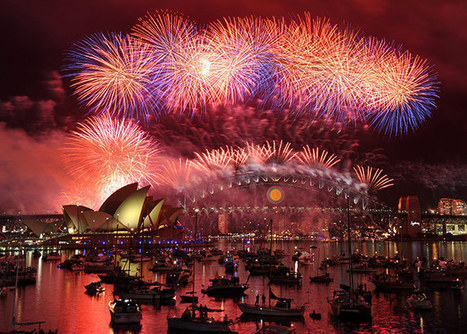Sydney Is Ready With Magical Fireworks for This New Year   9Holidays   Scoop.it