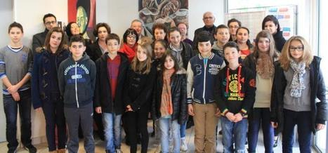 Mauvezin. Un petit musée au collège du Fezensaguet | Le collège du Fezensaguet | Scoop.it