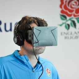 Oculus Rift rugby training headed to O2 stores | Insert Coin - Gaming | Scoop.it