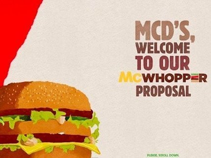 Sorry, Burger King: McDonald's just said no to your joint 'McWhopper' burger idea | Public Relations & Social Media Insight | Scoop.it
