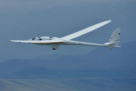 Le Perlan 2, l'aéronef sans moteur, embarque le patron d'Airbus lors d'un vol d'essai - L'Usine de l'Aéro | Aviation & Airliners | Scoop.it