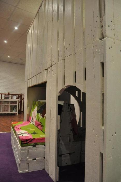 DIY : pallet kid house project | 1001 Pallets | diy ideas | Scoop.it