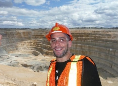 'Cory Schifter selected by De Beers to tour diamond mine' @investorseurope #diamonds | Mining, Drilling and Discovery | Scoop.it