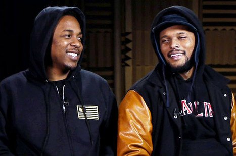 Report: Kendrick Lamar, Black Hippy Sign with Aftermath & Interscope | Who is Kendrick Lamar? Star on the rise. | Scoop.it