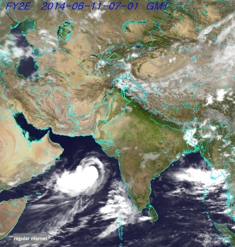 Cyclone Nanauk - Warning Issued for Oman and Pakistan | bradkerkostka | Scoop.it