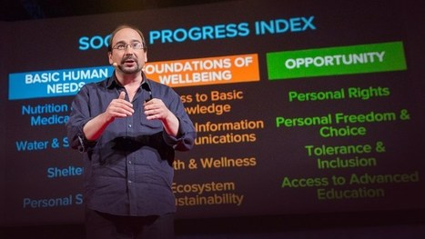 What the Social Progress Index can reveal about your country | Universal curiosity, appreciation and imagination. | Scoop.it