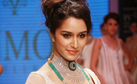 Shraddha Kapoor learnt to ride a bike for his film 'Villain' - 99share.in   Latest In Bollywood   Scoop.it