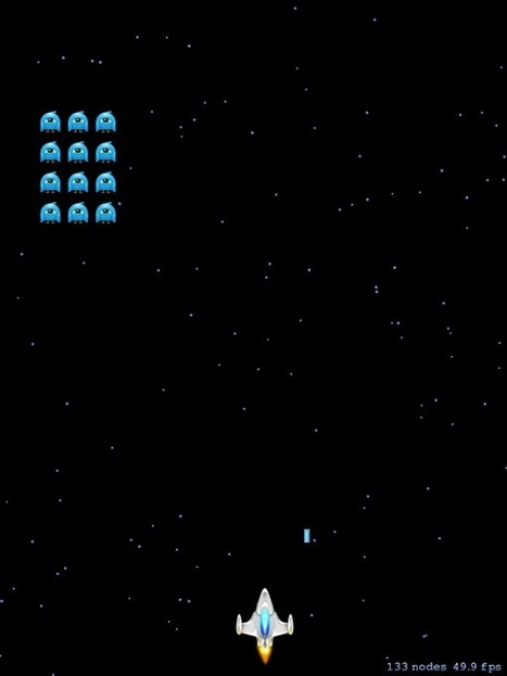 Create Space Invaders with Swift and Sprite Kit: Introducing Sprite Kit - Tuts+ Code Tutorial | NOLA Ed Tech | Scoop.it