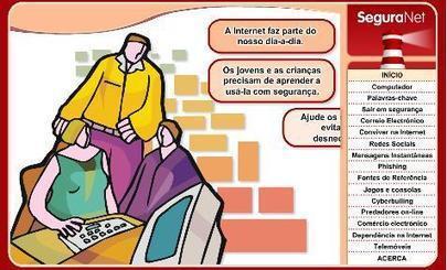 SeguraNet - Pais | Segurança na Internet - Pais e Encarregados de Educação | Scoop.it