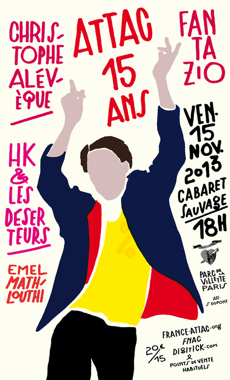 15 novembre: 15 ans d'Attac! | ARTPOL | Scoop.it