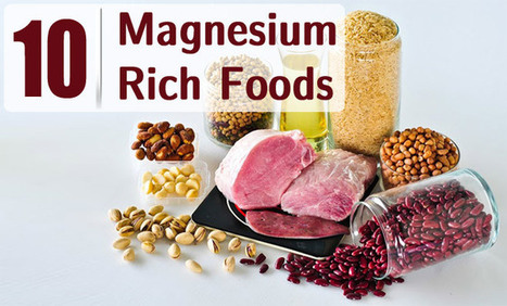 Top 10 Magnesium Rich Foods You Should Include In Your Diet - Health Beckon   Health Beckon   Scoop.it