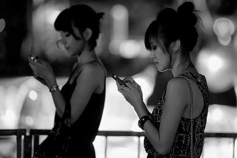 Les internautes mobiles plus sensibles au marketing des marques ... | Le Mobile | Scoop.it