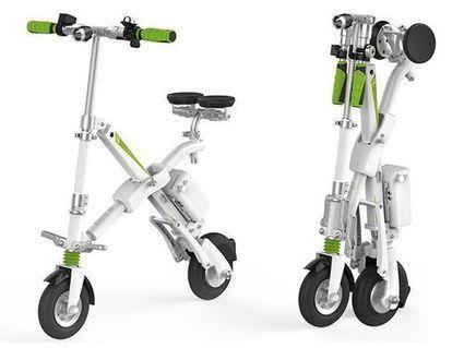 Archos Airwheel : le vélo électrique sans pédales | Curiosités planétaires | Scoop.it