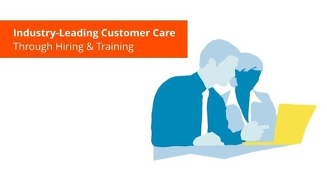 How To Achieve Industry-Leading Customer Care Through Hiring & Training | Vcaretec | Contact Call Center Outsourcing | Scoop.it
