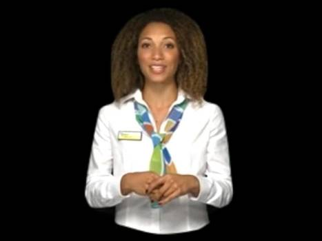 Brent Council hire a hologram as their new receptionist | Le Monde en Chantier | Scoop.it