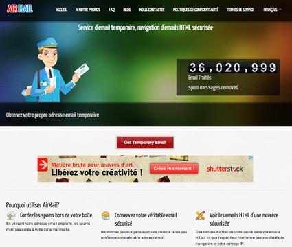 5 services en ligne d'Email jetable, temporaire et gratuit | dgnagbo@gmail.com | Scoop.it