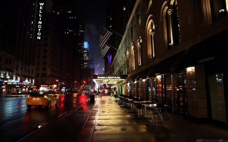 Charming street of New York. Watch online cityscapes for mobile phones. | CityWallpaperHD | Scoop.it