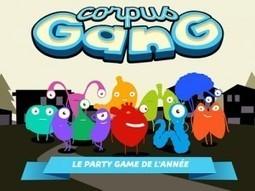 Corpus Gang : un jeu mobile pour sensibiliser les adolescents à leur santé - Blog Santé Numérique | GAMIFICATION & SERIOUS GAMES IN HEALTH by PHARMAGEEK | Scoop.it