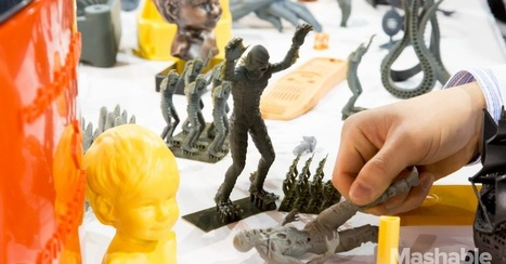 Netflix Acquires Award-Winning Documentary About 3D Printing | Communication design | Scoop.it