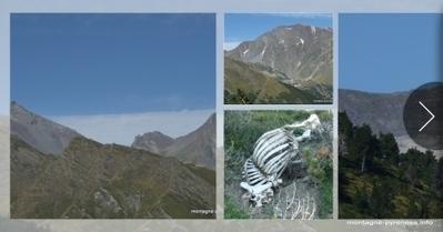 Randonnée au Pic d'Augas le 26 août 2016 | Vallée d'Aure - Pyrénées | Scoop.it