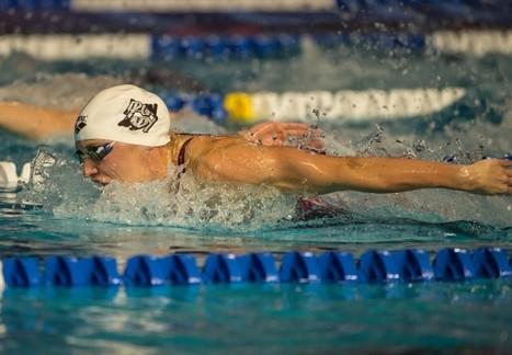 Katinka Hosszu Cruises to 400 IM Win in Austin - Swimming World News   AETN2014   Scoop.it